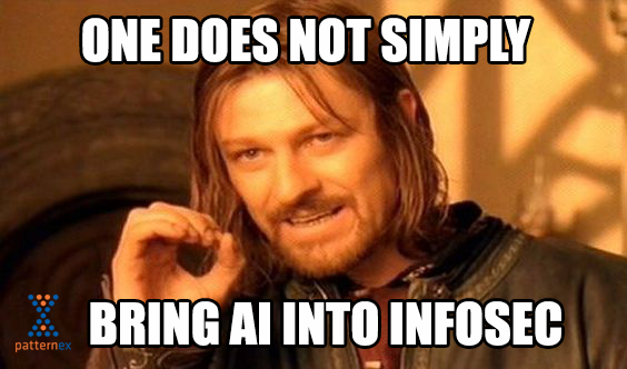 The Challenges of AI in InfoSec