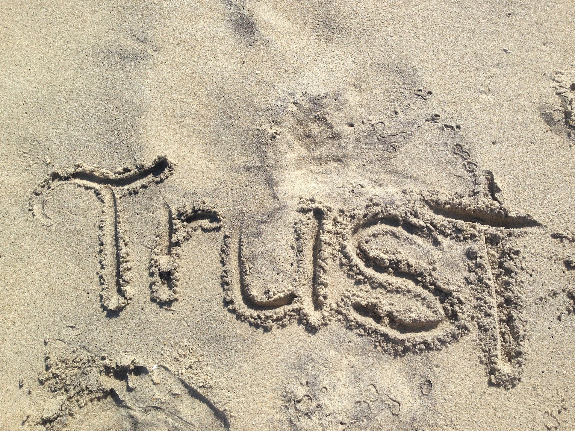Is Trust Breaking Out?